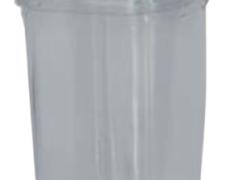 ถังขยะสำหรับรีไซเลพลาสติกใส 70 ลิตร