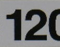 コスト シール(裏白) H11mm×W30