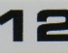 コスト シール(裏白) H10mm×W40