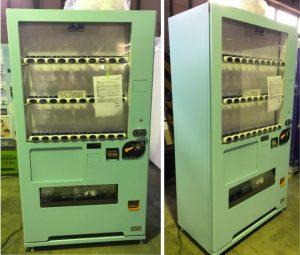 三立自販機ラッピング例-3月27日 【PLAYSIS ASAKUSA様600(株)指定色】 1台 アイカ工業 オルティノ VKK6611